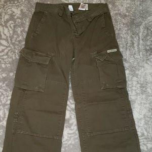 Lucky brand Cargo jeans.